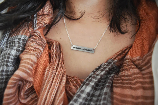 @nicregiane's cover photo for 'NICA POR AÍ: Dica de presente: Colar personalizado de onda sonora'