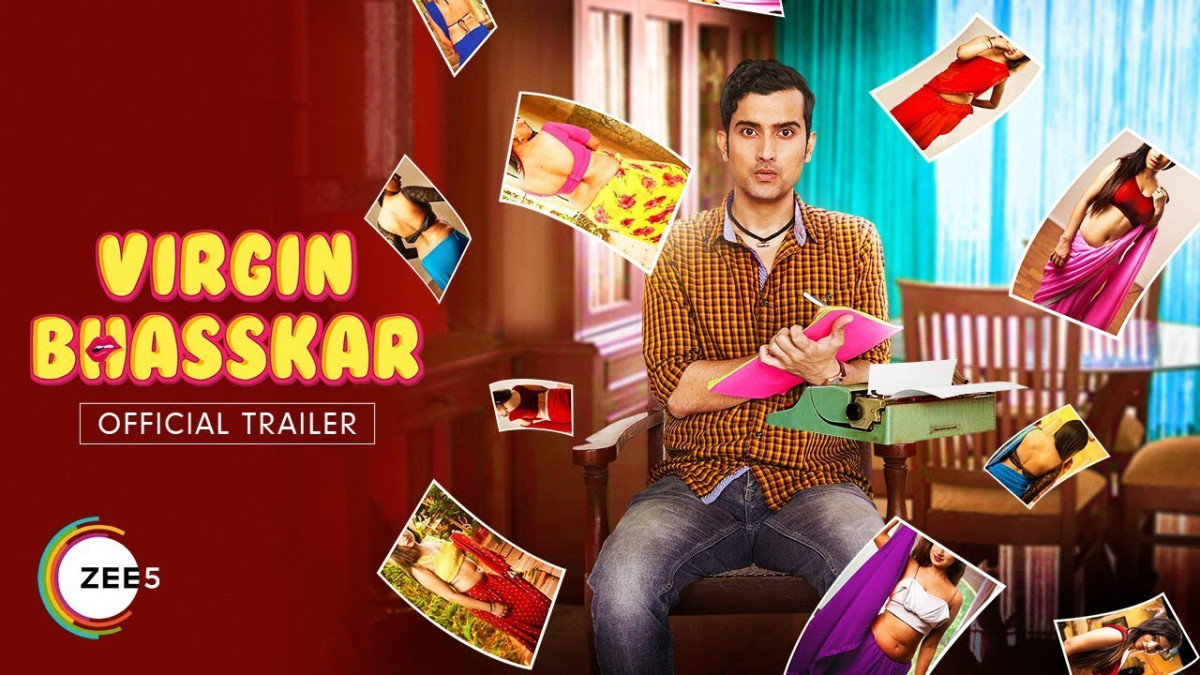 @ambicagulati's cover photo for 'Review of Virgin Bhasskar @ ZEE5'