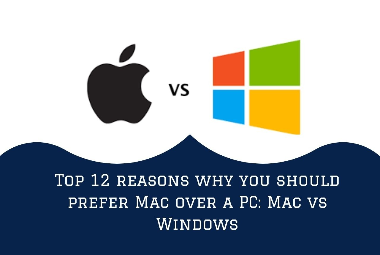 @buddymantraa's cover photo for 'Mac vs Windows: Top 12 reasons why you should prefer Mac over a PC'