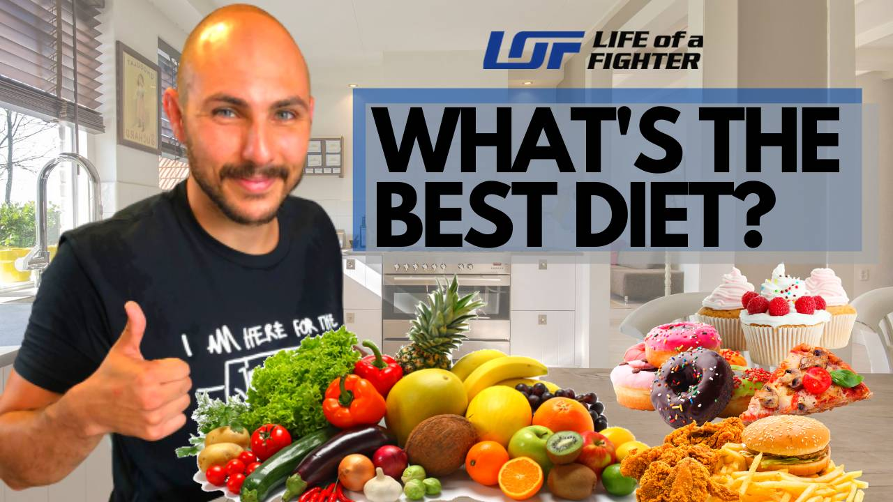 @mikecaulo's cover photo for 'What's the Best Diet? - LOF Podcast 233'