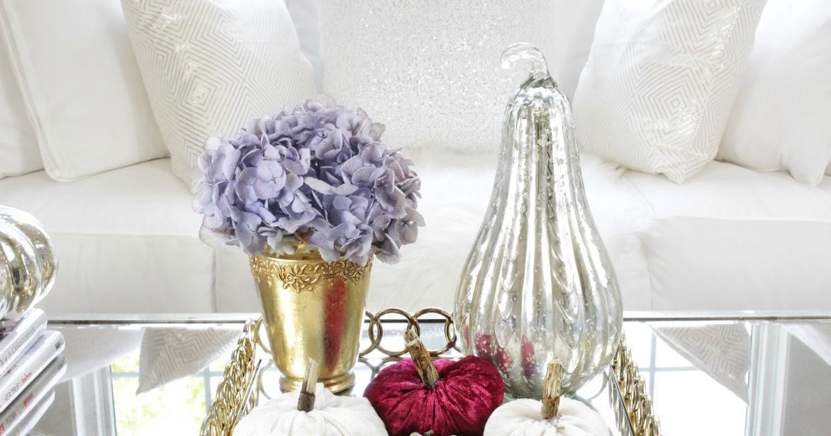 @styledecor's cover photo for 'How To Make Plush Velvet Pumpkins & Acorns On A Budget'