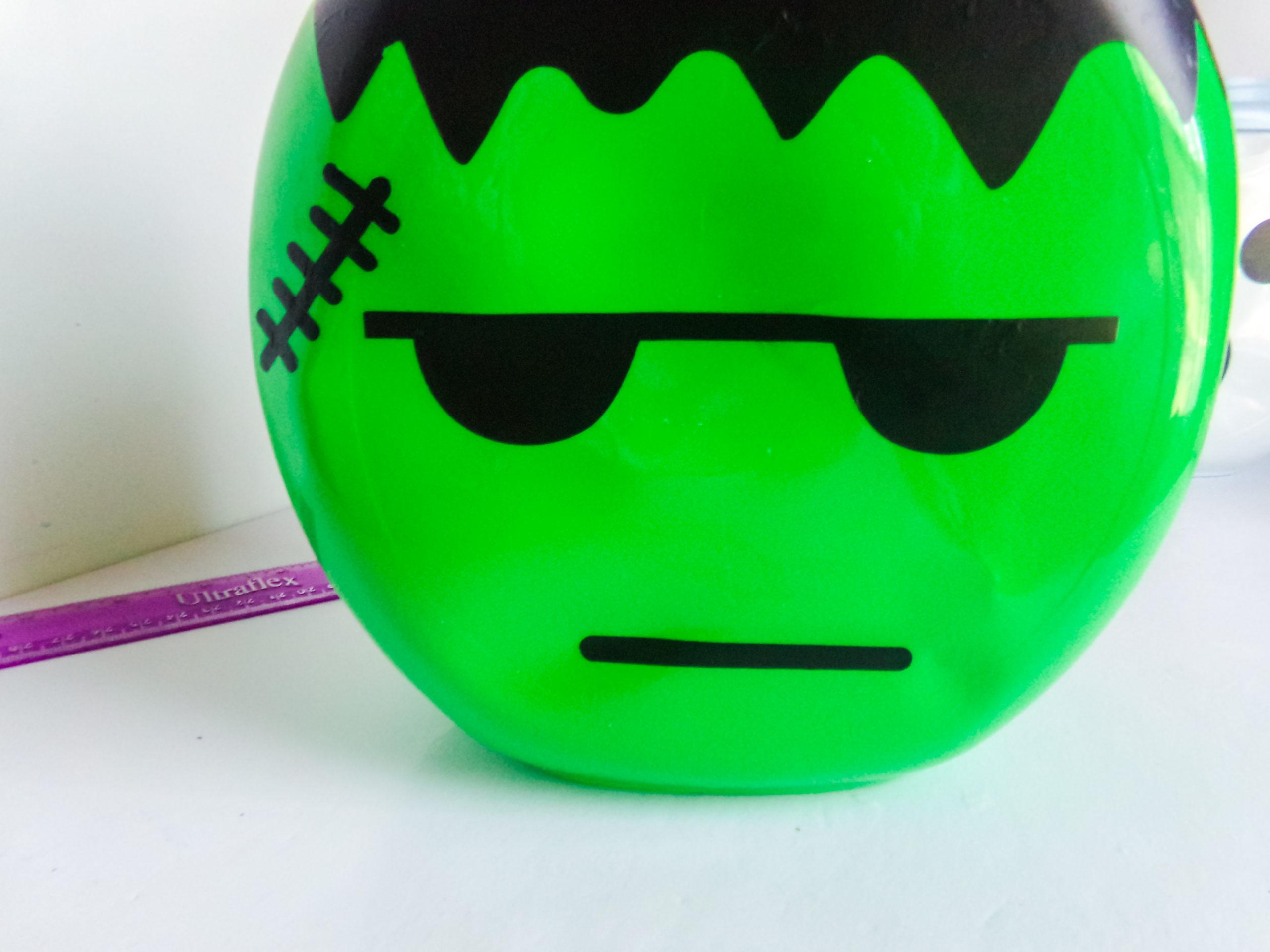 @stacieinatlanta's cover photo for 'DIY Frankenstein Craft Bucket for Halloween Divine Lifestyle'