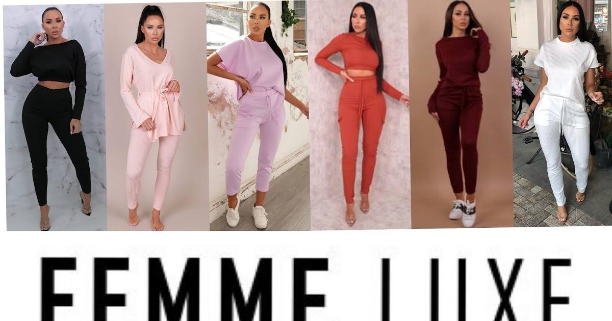 "@elogiosamislocuras's cover photo for 'Femme Luxe Loungewear Wishlist /Wishlist de ""Loungewear"" con Femme Luxe'"