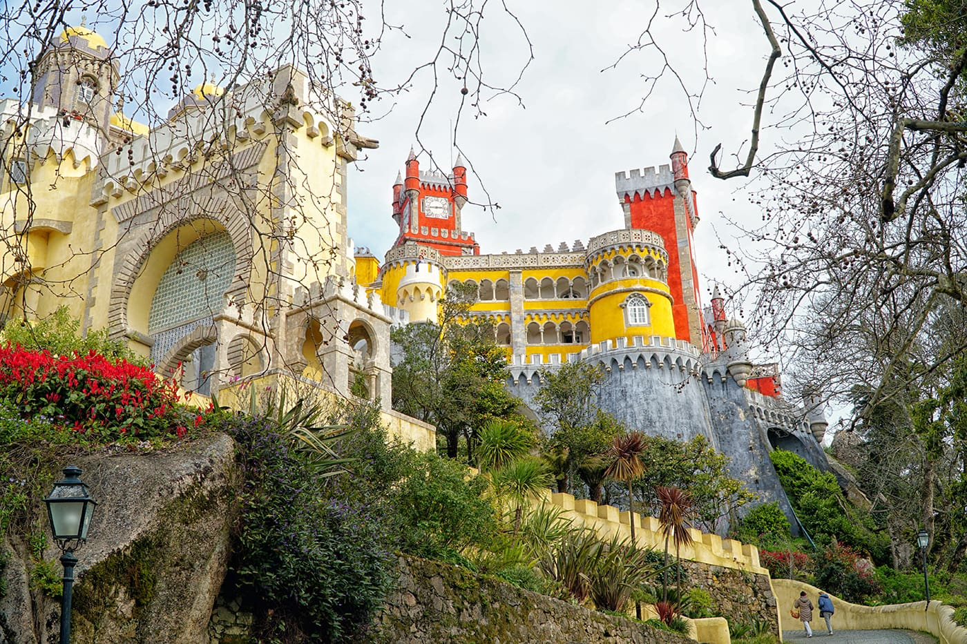 @espreitaromundo's cover photo for 'Sintra, 10 lugares incríveis e imperdíveis! - Espreitar o Mundo'