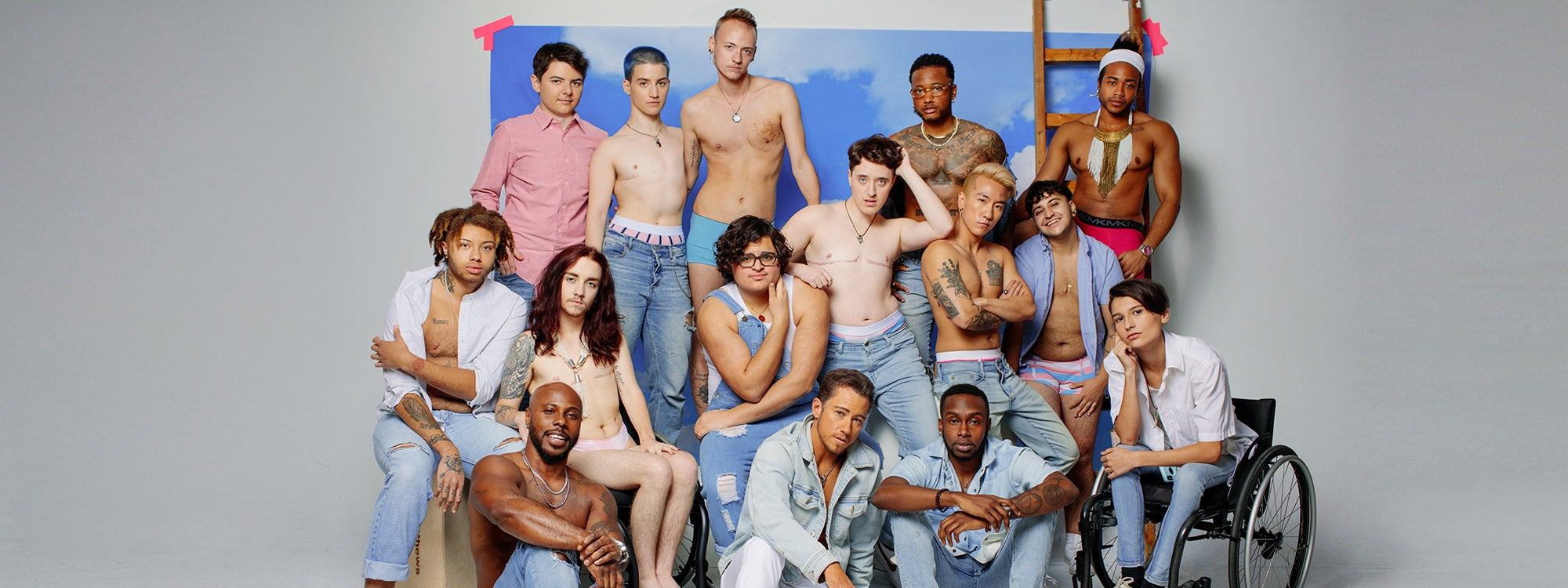 @lex_horwitz's cover photo for 'These Joyful Photos Celebrate Transmasculine People'