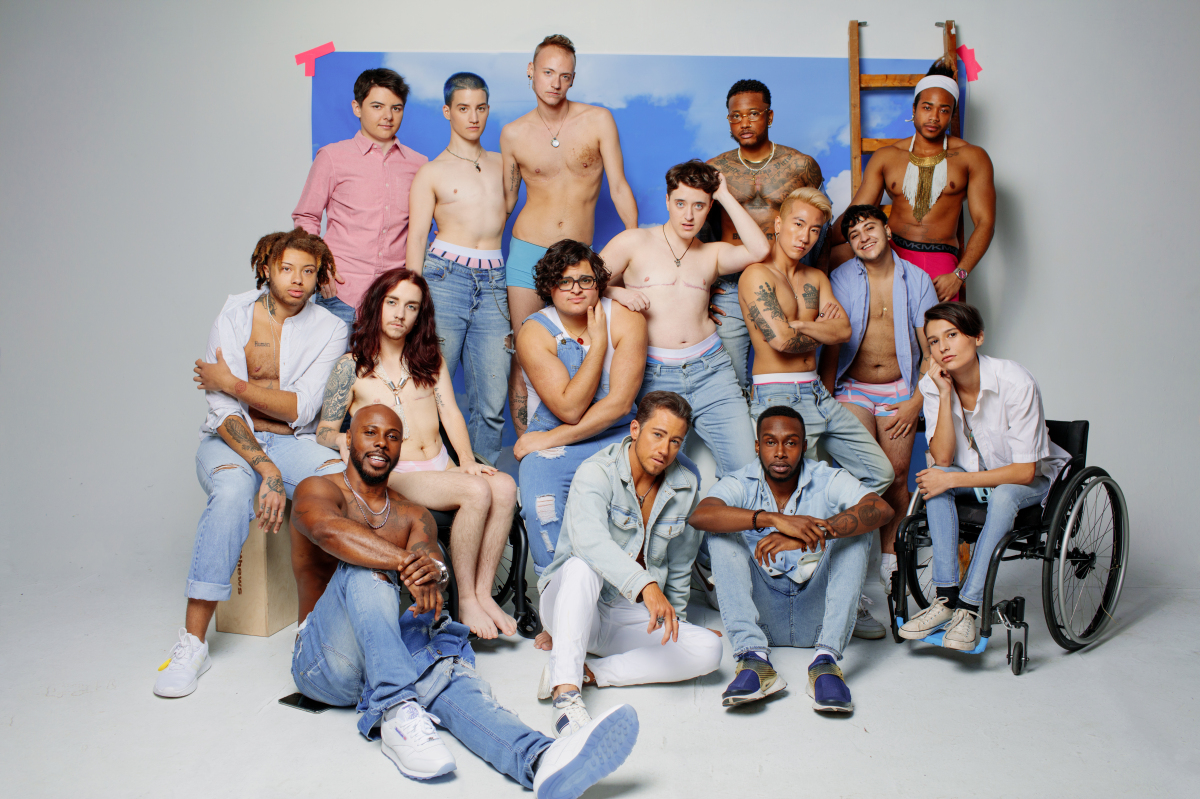 @lex_horwitz's cover photo for 'YASS celebrates Trans Masculinity'