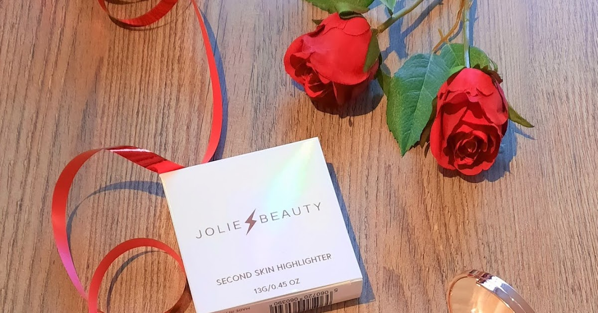 @seadbeady's cover photo for 'The Best Highlighter Make-up - How To Make Your Skin Glow with Jolie Beauty'