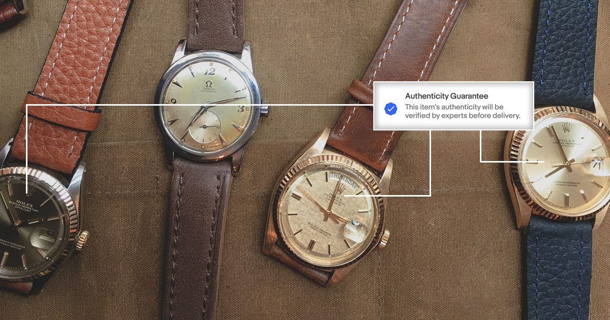 @effortlessgent's cover photo for 'eBay Authenticates Watches Now! Here's How It Works · Effortless Gent'
