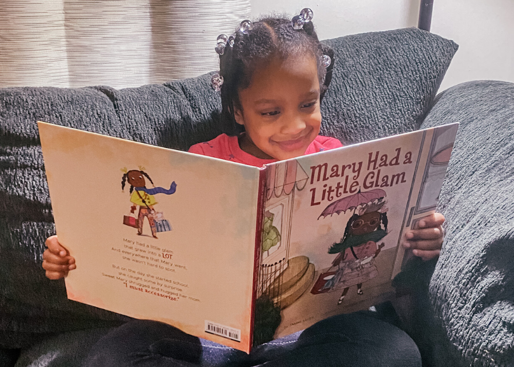 @tiffanydoesitall's cover photo for 'Representation Matters: A List of Children's Books That Have Black Main Characters ⋆ Tiffany Does It All'