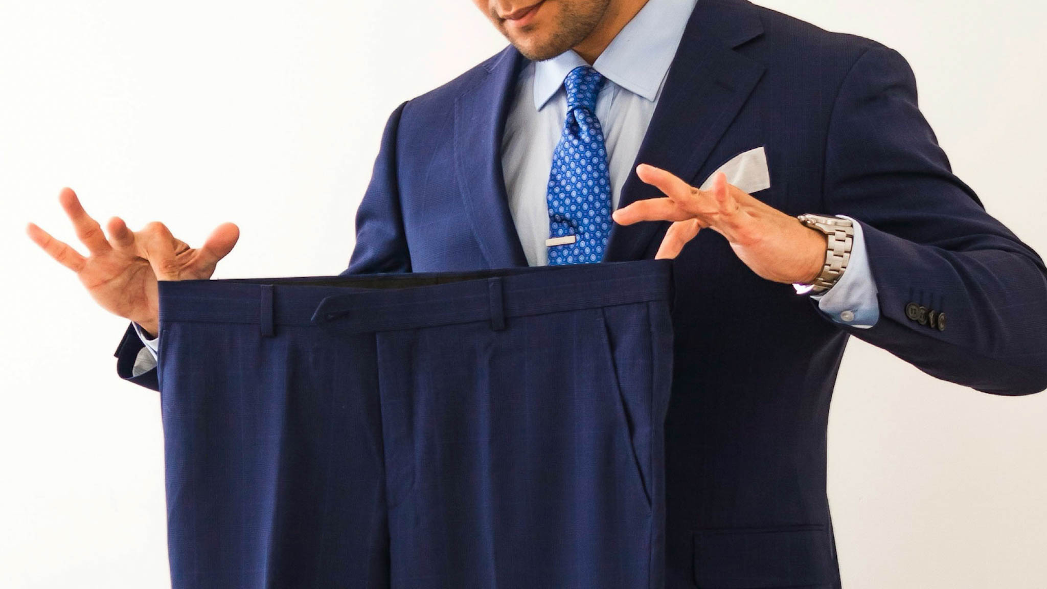 @dandyinthebronx's cover photo for 'HOW TO GET YOUR PANTS PROPERLY TAILORED -'