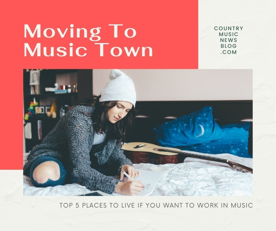@whiskeychickofficial's cover photo for 'Moving To A Music Town? | Country Music News Blog | CMNB'