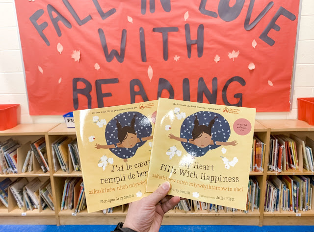 @torontomom's cover photo for 'Toronto Teacher Mom: My Heart Fills With Happiness - TD Grade One Book Giveaway'