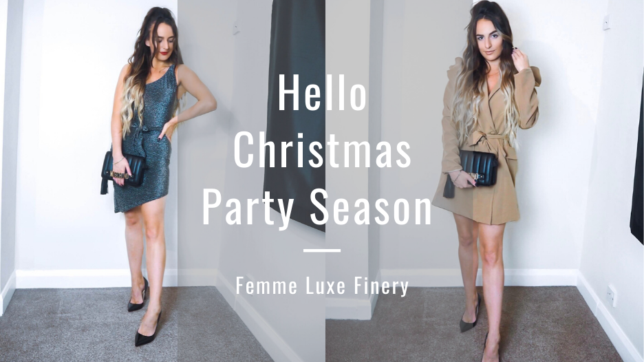 @holajoannekennedy's cover photo for 'Hello Christmas Party Season   Femme Luxe Finery - Hola Joanne'