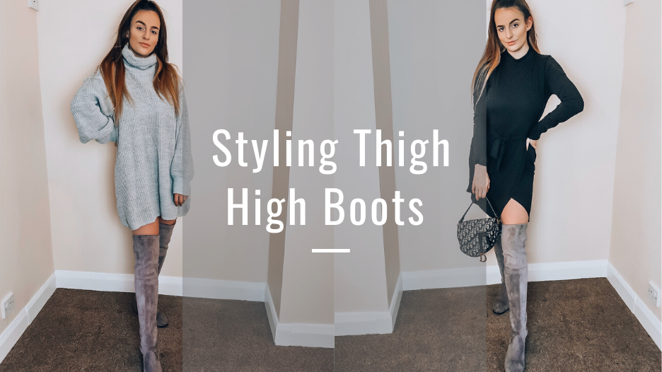 @holajoannekennedy's cover photo for 'Styling Thigh High Boots - Hola Joanne'