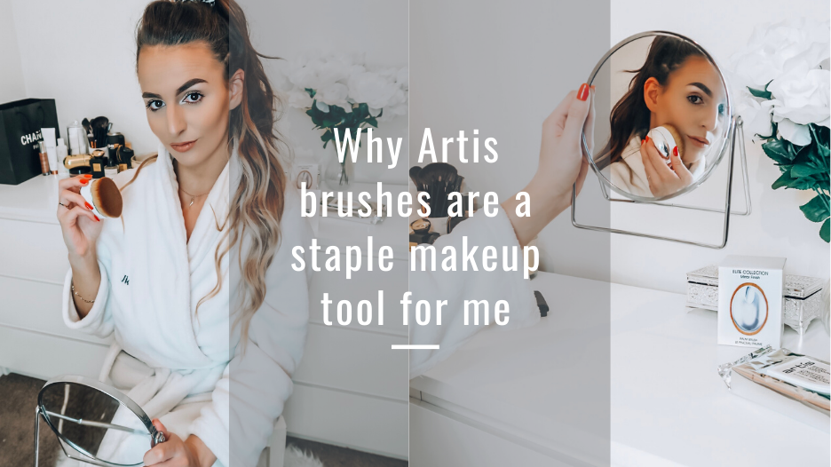 @holajoannekennedy's cover photo for 'Why Artis brushes are a staple makeup tool for me - Hola Joanne'