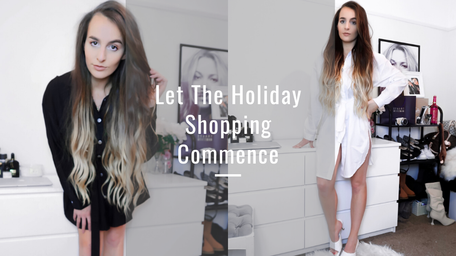 @holajoannekennedy's cover photo for 'Let the holiday shopping commence - Hola Joanne'