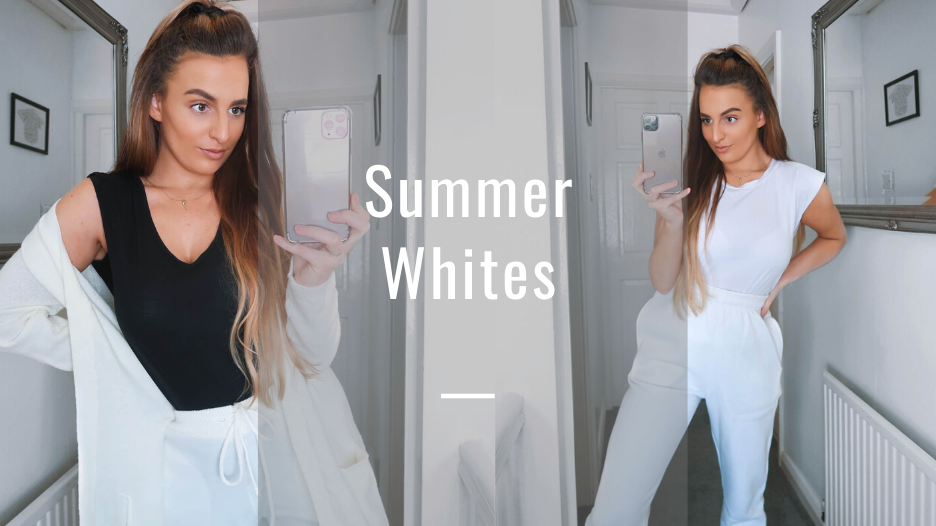 @holajoannekennedy's cover photo for 'Summer Whites - Hola Joanne'