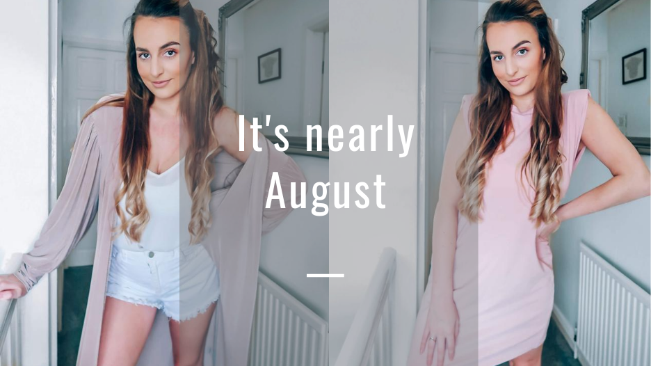 @holajoannekennedy's cover photo for 'It's nearly August - Hola Joanne'