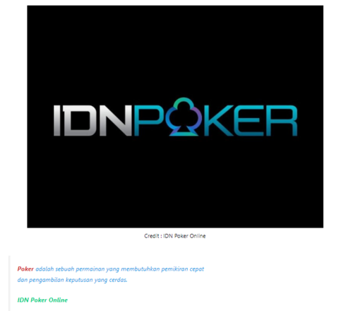 Idn Poker Online Instagram Influencer Profile Contact Jena