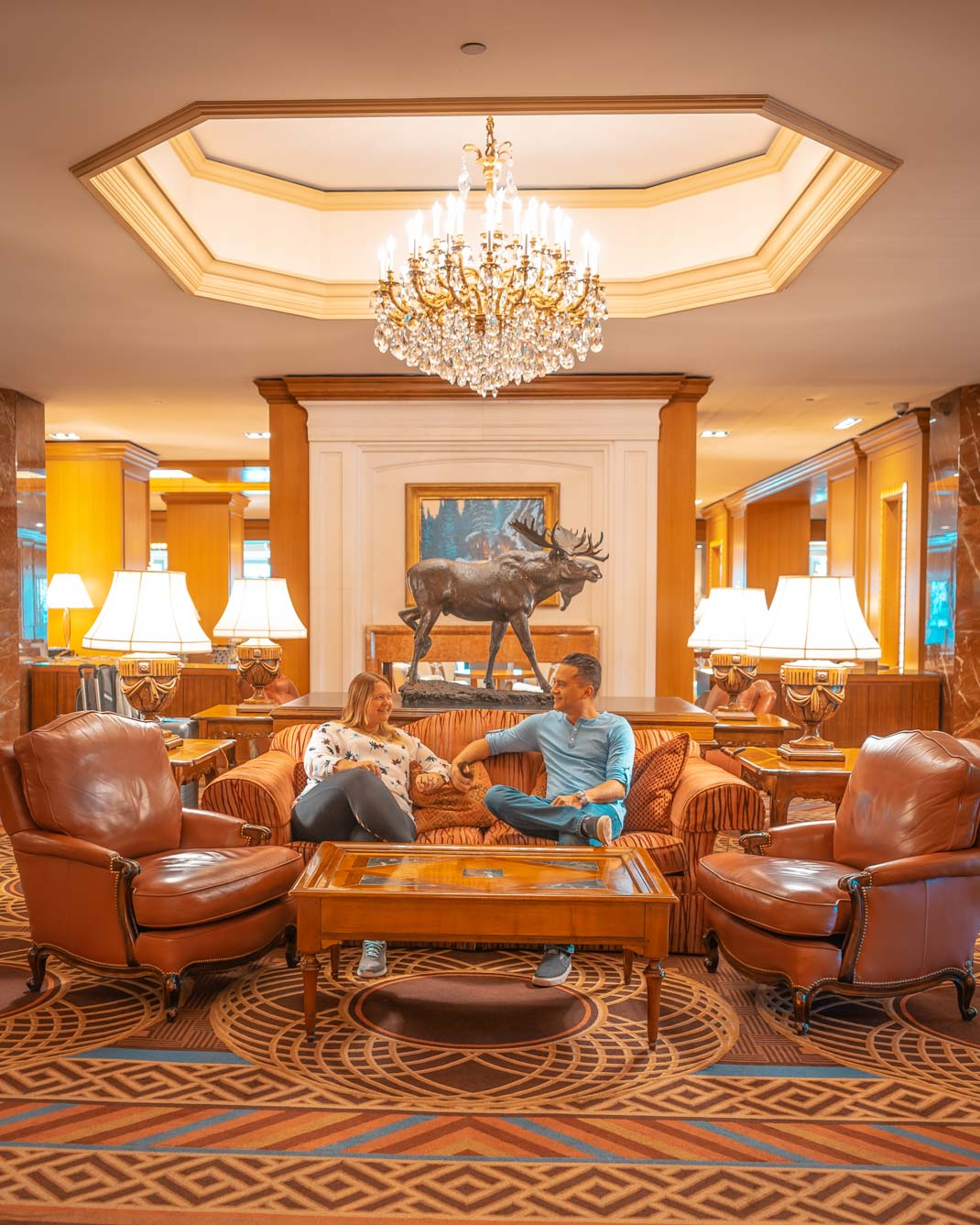 @gominplanet's cover photo for 'Review: Little America Hotel in Salt Lake City - The Royal Treatment - Gomin Planet'