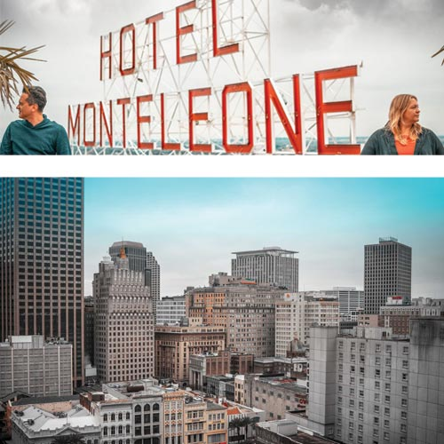 @gominplanet's cover photo for 'Review: Hotel Monteleone in New Orleans - The Heartbeat of a City - Gomin Planet'