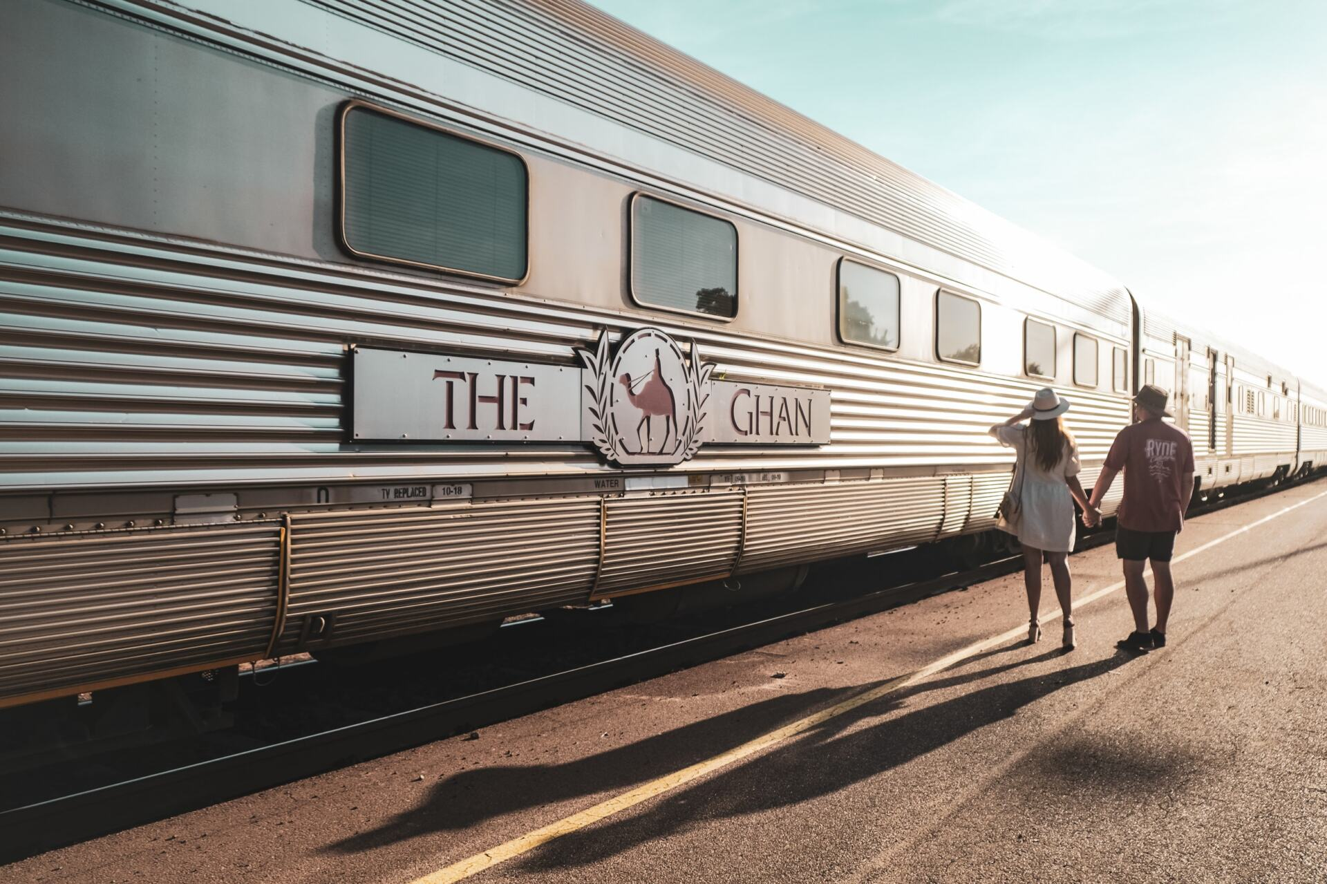 @exploreshaw's cover photo for 'Australia's Greatest Rail Journey: Travelling On The Ghan | Explore Shaw'