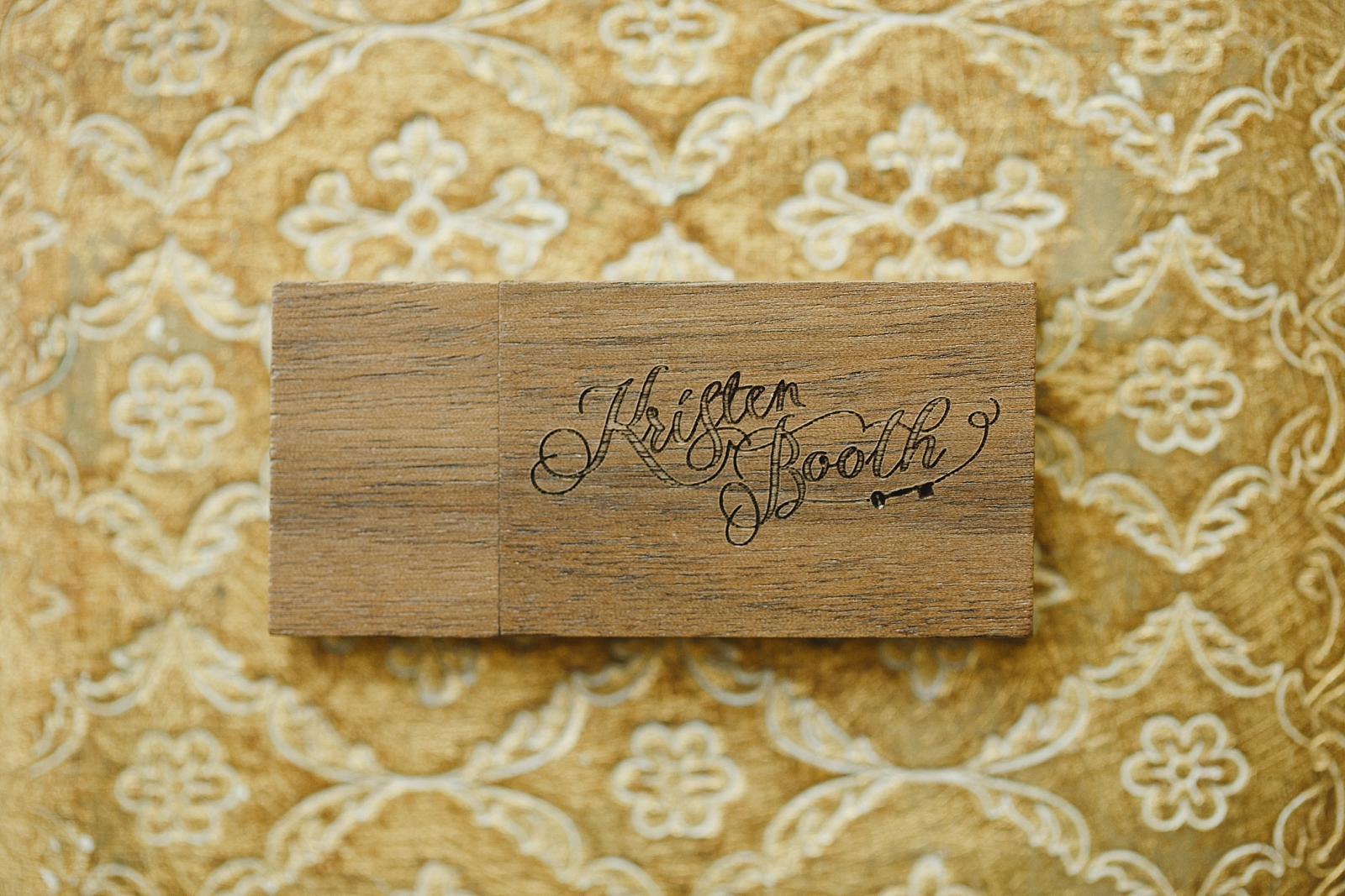 @kristenbooth's cover photo for 'My Custom USB Drives for Wedding Photography Clients - Kristen Booth Photography'