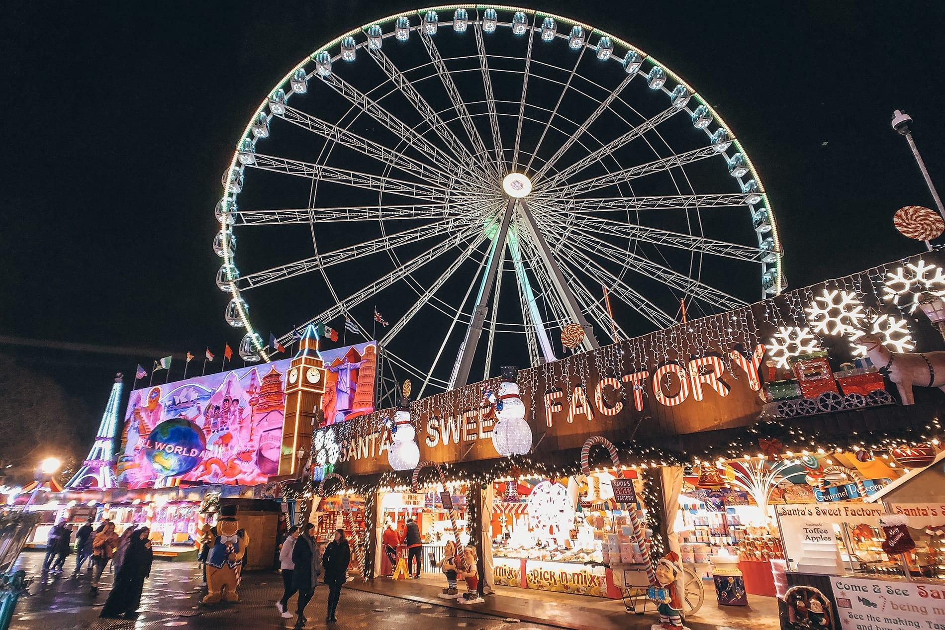 @espreitaromundo's cover photo for 'Mercados de Natal em Londres: 6 sugestões! - Espreitar o Mundo'