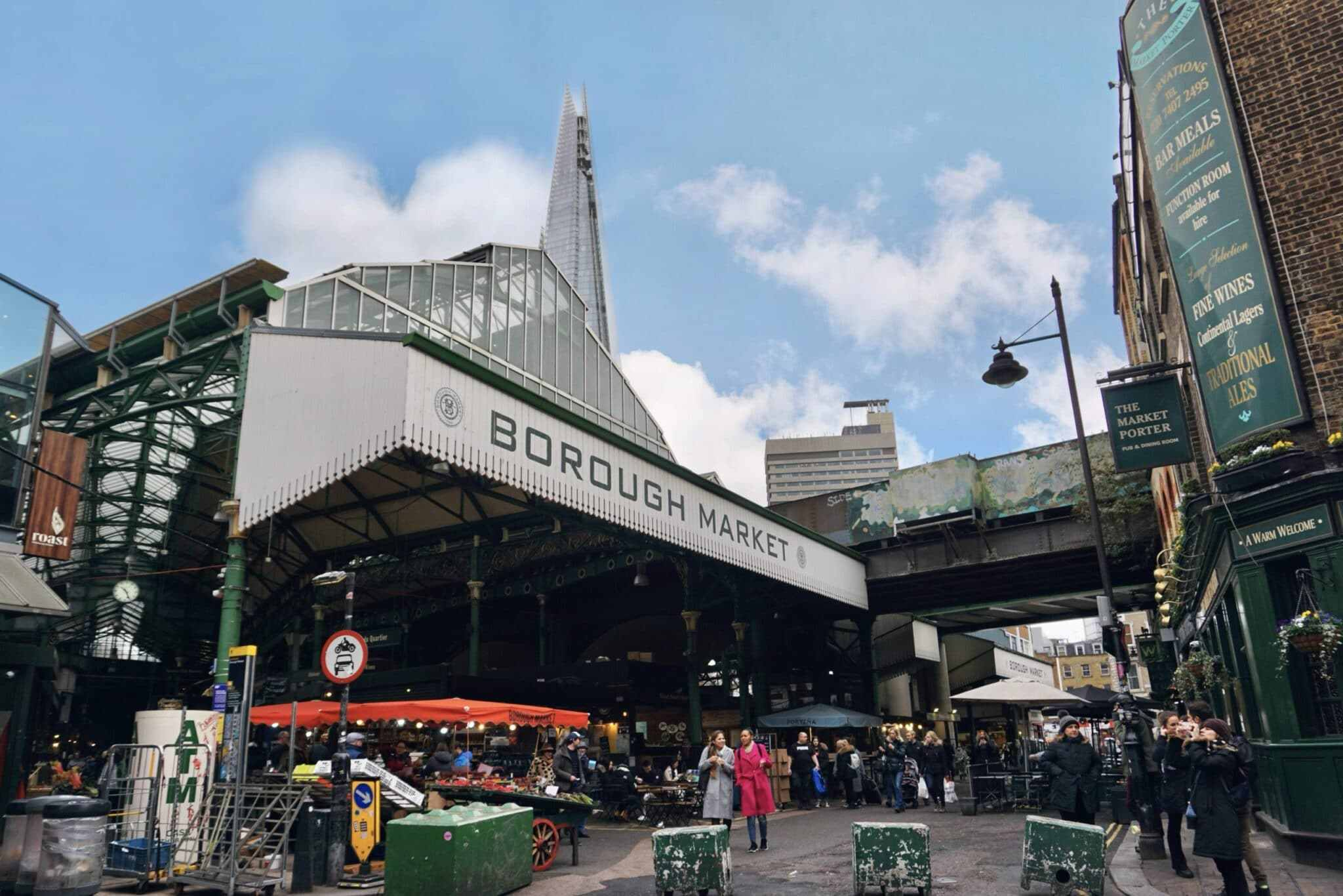 @etfoodvoyage's cover photo for 'London Bridge Food Guide   What to Eat   ET Food Voyage'