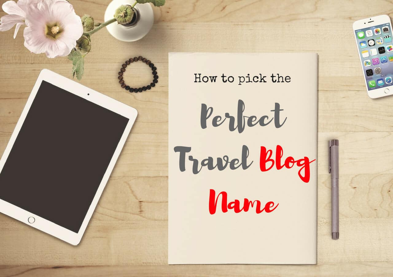 @travellemming's cover photo for 'Travel Blog Names - 10 Steps to Yours (By a Real Blogger)'