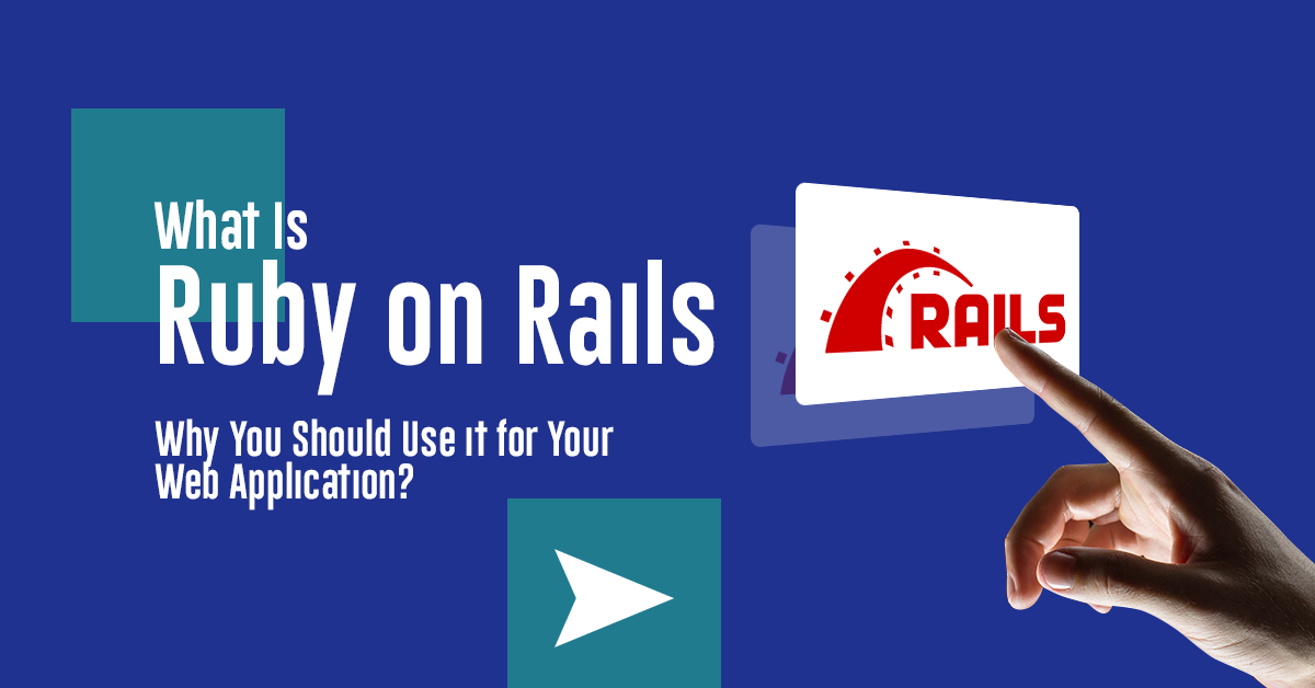 @ayushjain's cover photo for 'What Is Ruby on Rails & Why You Should Use it for Your Web Application - Mindbowser'