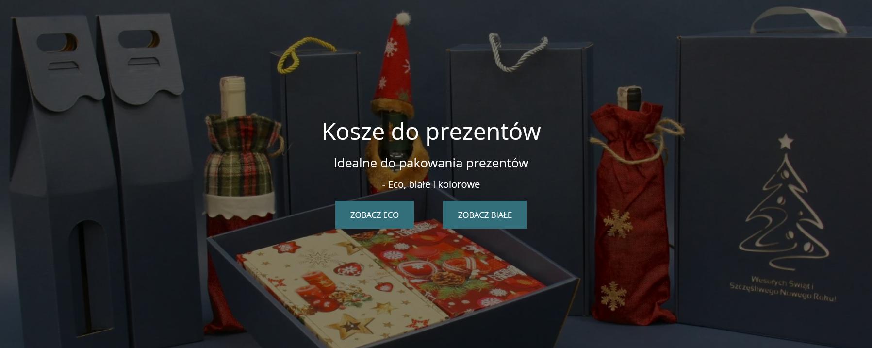 @koszykisklep's cover photo for 'Spersonalizowane wino, idealny prezent korporacyjny'