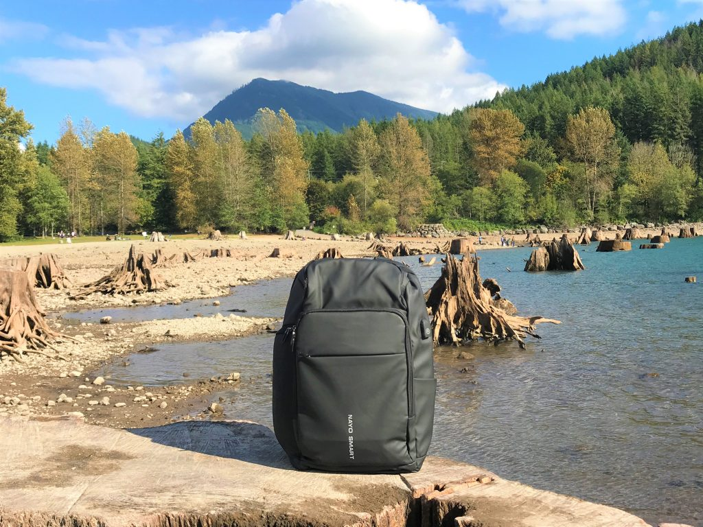 @travelandhikewithpcos's cover photo for 'Nayo Almighty Travel Backpack Review'