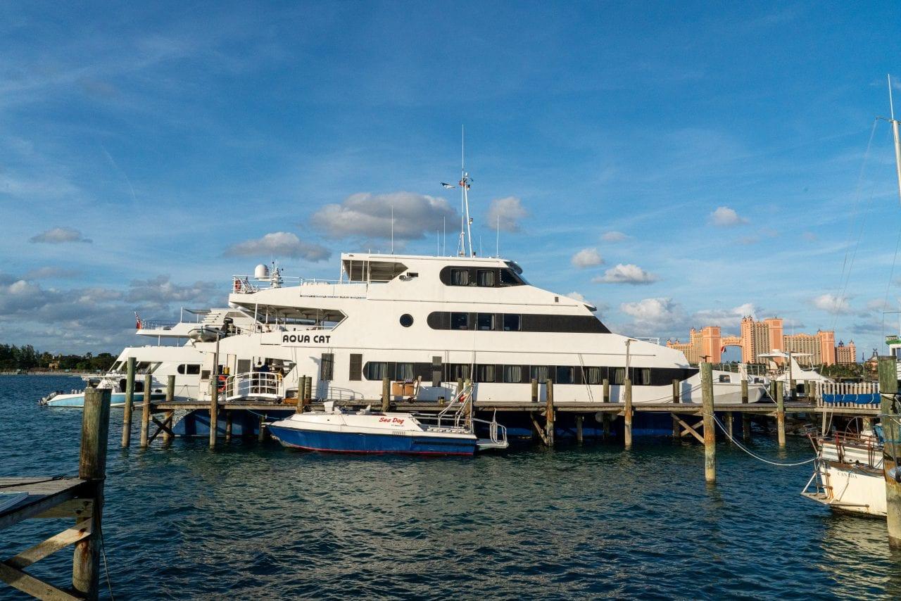 @coleman_concierge's cover photo for 'Concierge Review of All Star Liveaboard's Aqua Cat Dive Boat'