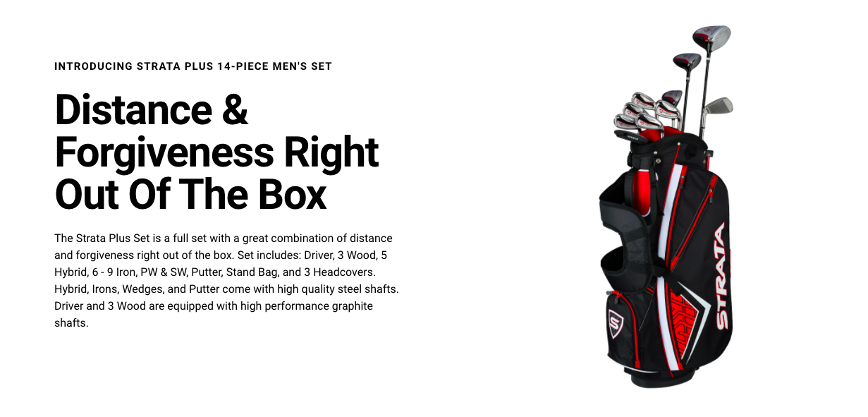 @golfinsideruk's cover photo for 'Callaway Strata Review - Should You Buy them? – Golf Insider UK'