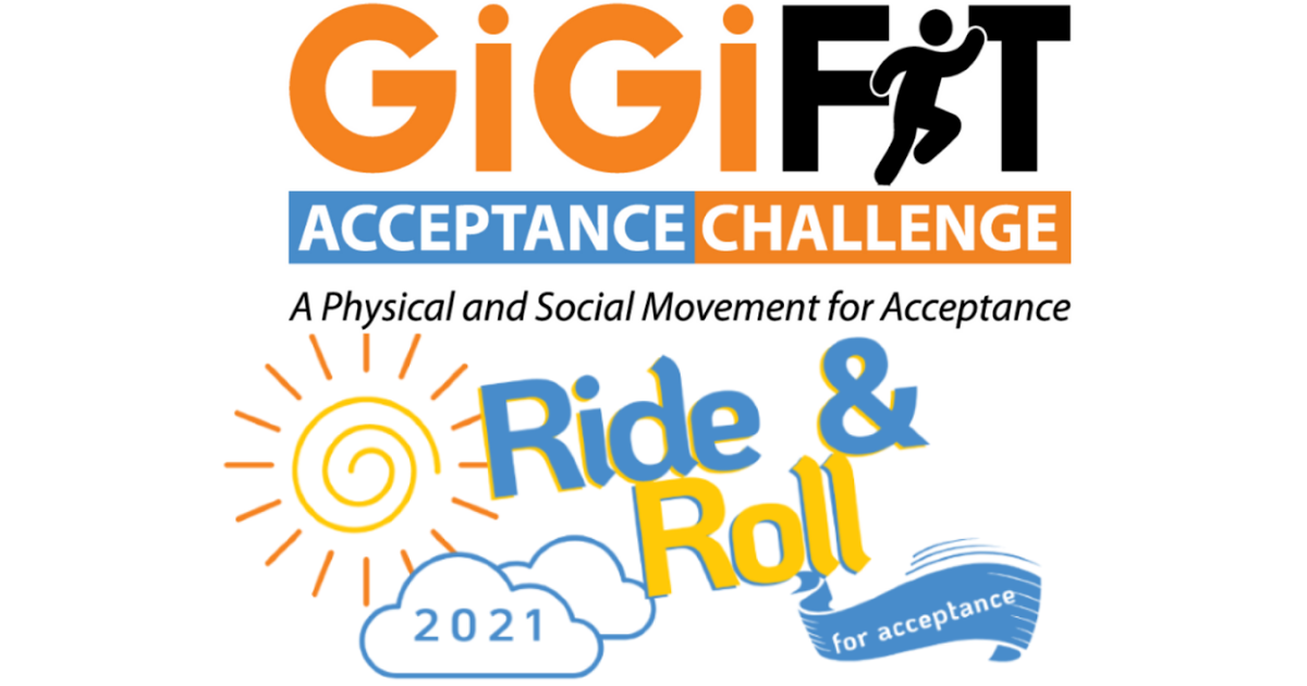 @seadbeady's cover photo for 'Social Movement for Acceptance for People with Down Syndrome - The GiGiFIT Acceptance Challenge on June 5, 2021'