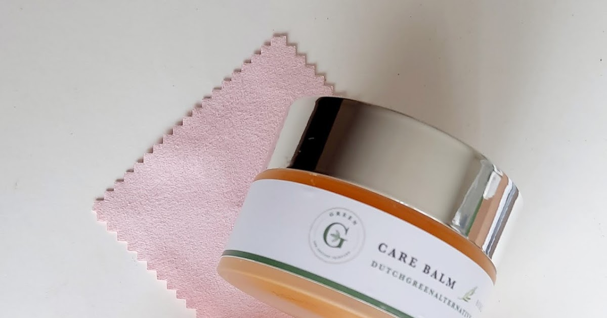 @seadbeady's cover photo for 'Where to find CBD Skincare Products - Dutch Green Alternative - Natural Products Care Balm Review'