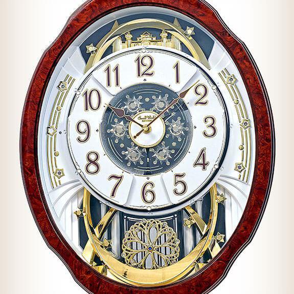 """@wallofclocks's cover photo for 'The Rhythm Clocks """"Small World""""   Wall Of Clocks'"""