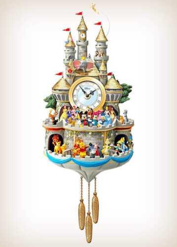 @wallofclocks's cover photo for 'Disney Cuckoo Clocks   Wall Of Clocks'