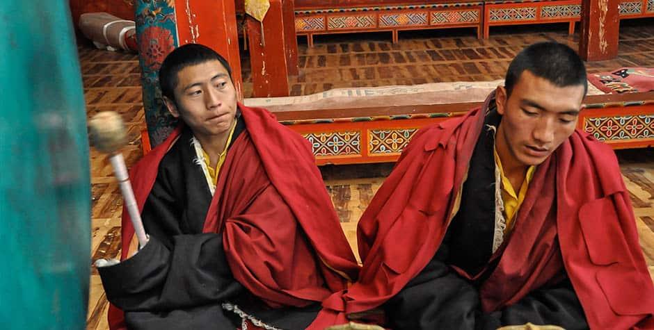 @itibettravel's cover photo for 'Tibetan Religion'