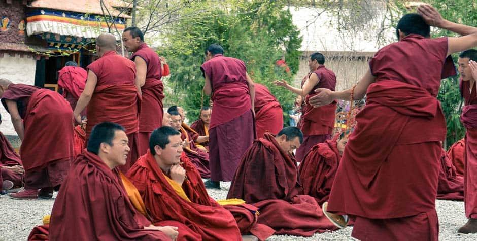 @itibettravel's cover photo for 'Tibetan Buddhism'