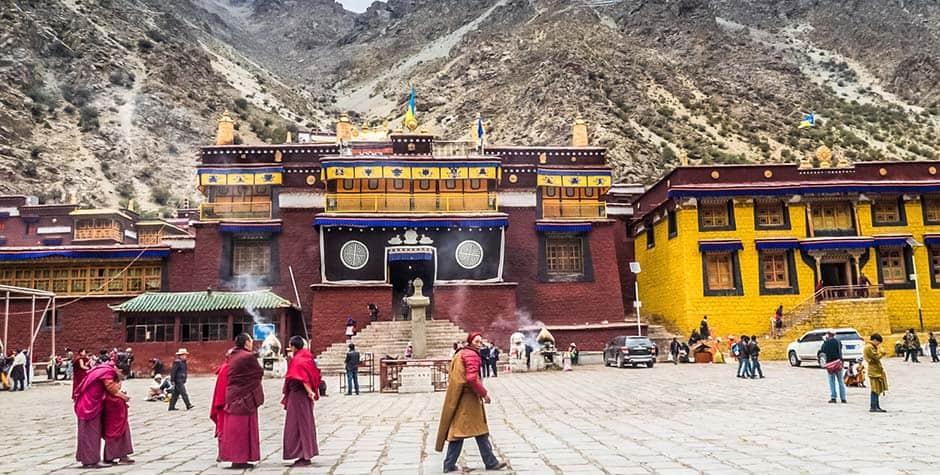 @itibettravel's cover photo for 'Kagyu Sect of Tibetan Buddhism བཀའ་བརྒྱུད།'