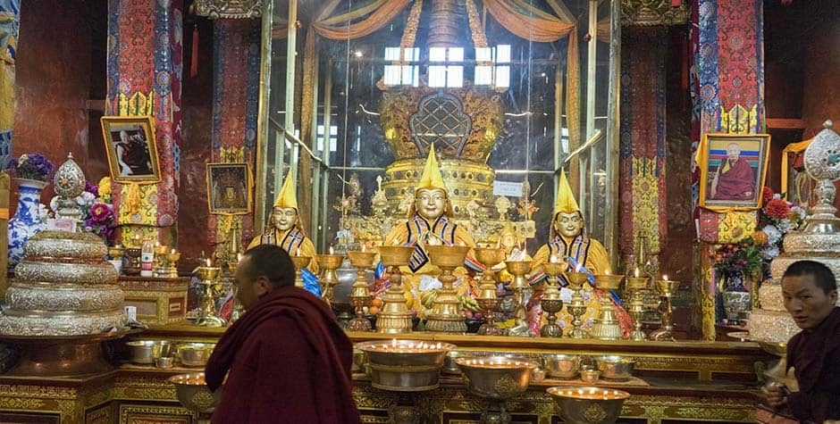 @itibettravel's cover photo for 'Gelug sect of Tibetan Buddhism དགེ་ལུགས་པ།'