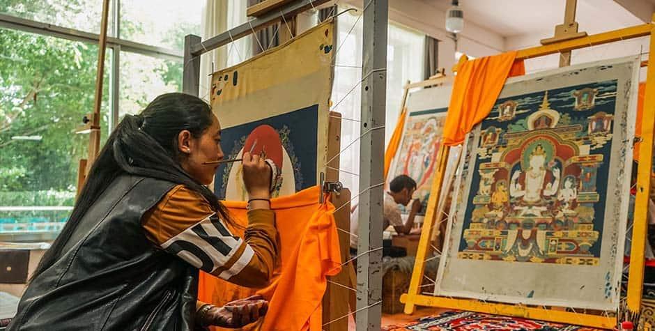 @itibettravel's cover photo for 'Tibetan Culture'