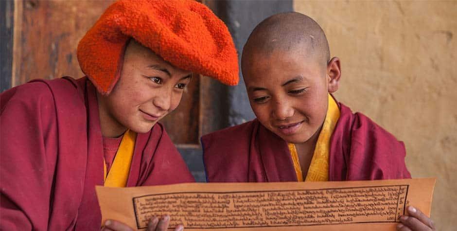 @itibettravel's cover photo for 'Tibetan Language'