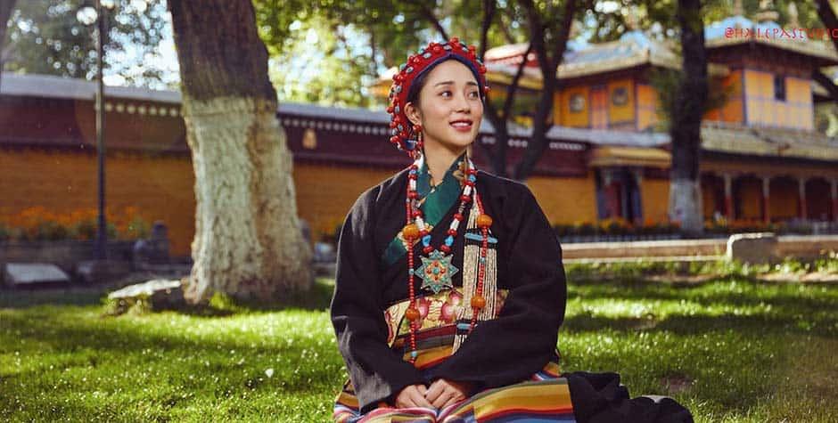 @itibettravel's cover photo for 'Tibetan Jewelry'