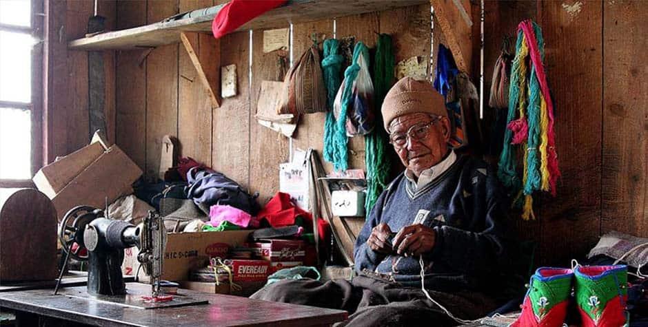 @itibettravel's cover photo for 'Tibetan Tailoring'