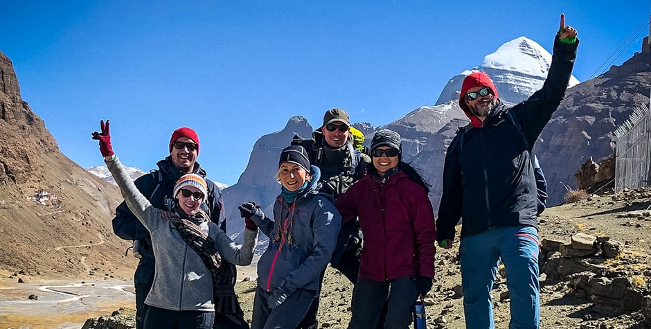 @lamamanitours's cover photo for 'Acclimatisation in Tibet'