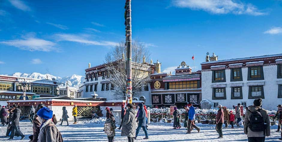 @itibettravel's cover photo for 'Tourist Attractions in Tibet'