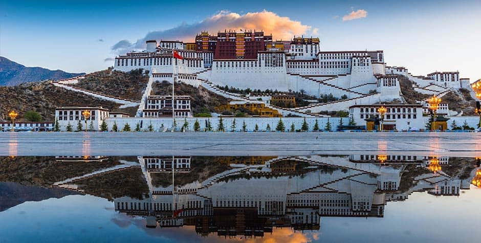 @itibettravel's cover photo for 'Potala Palace པོ་ཏ་ལ།།'